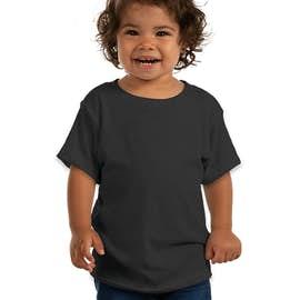 Bella + Canvas Toddler Tri-Blend T-shirt - Color: Charcoal Black Tri-Blend