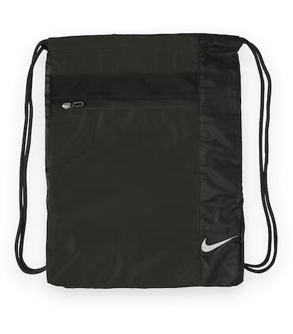 Nike Golf Drawstring Bag Black