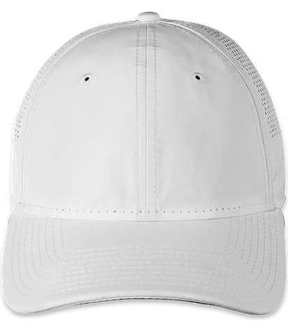 New Era 9FORTY Perforated Performance Hat - White