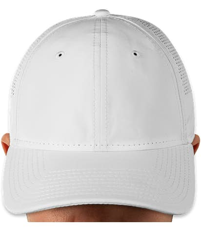 Canada - New Era 9FORTY Perforated Performance Hat - White