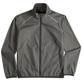 Port Authority Reflective Running Full Zip Jacket