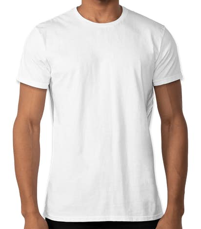 c1a0f322 Custom Hanes Nano-T - Design Short Sleeve T-shirts Online at ...
