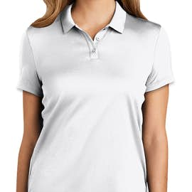 Nike Women's Dry Essential Polo - Color: White