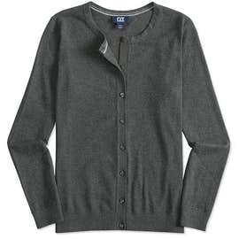 Cutter & Buck Womens Cardigan