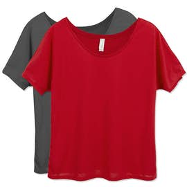 Bella + Canvas Women's Flowy T-shirt