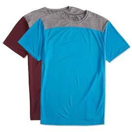 Augusta Soft Jersey Contrast Performance Shirt