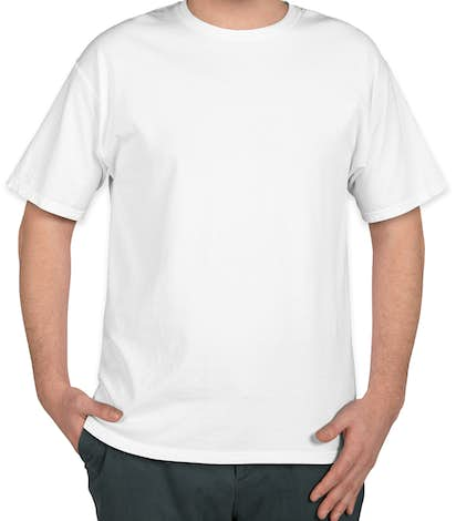 Hanes ComfortWash 100% Cotton T-shirt - White