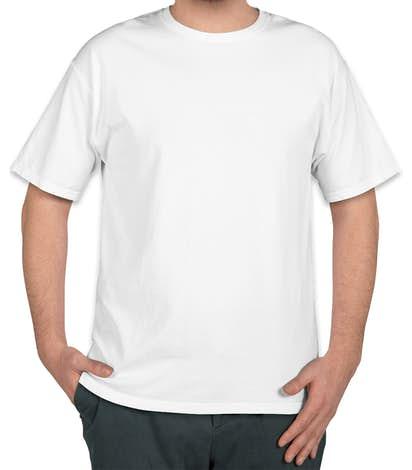 Hanes ComfortWash 100% Cotton T-shirt - White