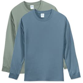 Port & Company 100% Cotton Long Sleeve T-shirt