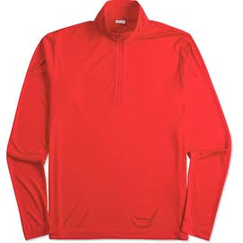 Sport-Tek Competitor Quarter Zip Performance Shirt