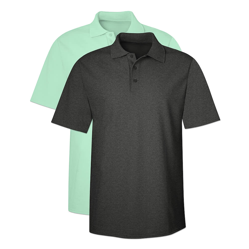 Custom Polo Shirts - Embroidered Polo Shirts - Design Your Own ...
