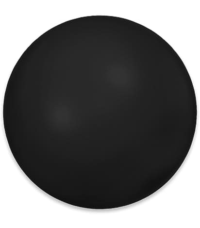 Round Stress Reliever - Black