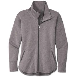OGIO Women's Luuma Full Zip Tech Fleece Jacket