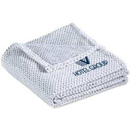 Port Authority Plush Texture Blanket