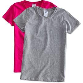 Jerzees Women's 50/50 T-shirt