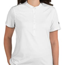 Under Armour Women's Performance Henley 2.0 - Color: White