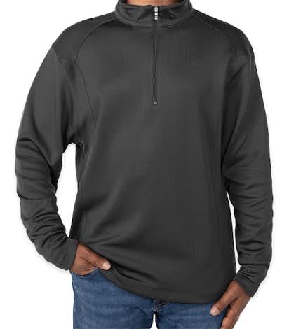 Nike Sport Quarter Zip Pullover - Anthracite