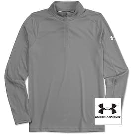 Under Armour Tech Quarter Zip Performance Shirt
