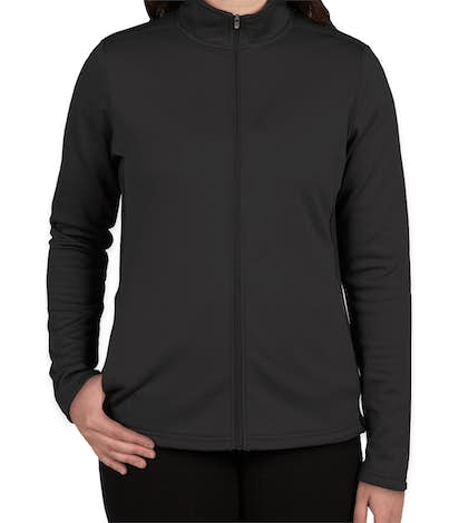 cd077758 Custom Champion Women's Performance Full Zip Jacket - Design ...