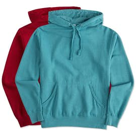 Independent Trading Lightweight Pullover Hoodie