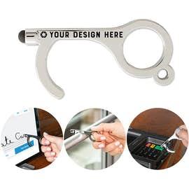 Customized Touchless Door Opener w/ Stylus