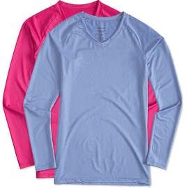 Augusta Women's Slim Fit Long Sleeve Volleyball Jersey