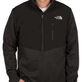 The North Face Far North Fleece Jacket - Color: Black Heather