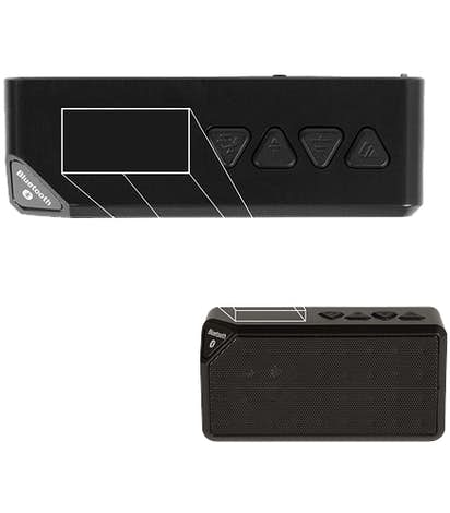 Jabba Bluetooth Speaker - Black