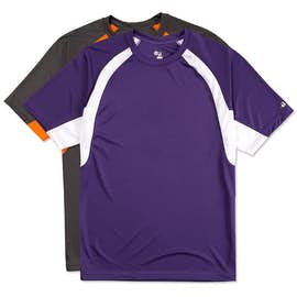 Badger B-Dry Contrast Performance Shirt