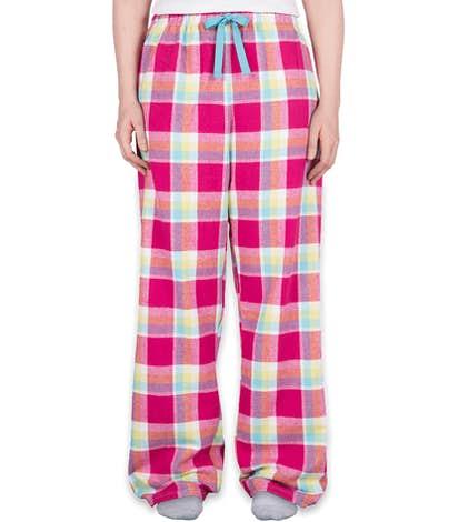 Boxercraft Juniors Flannel Pajama Pants - Caribbean Crush