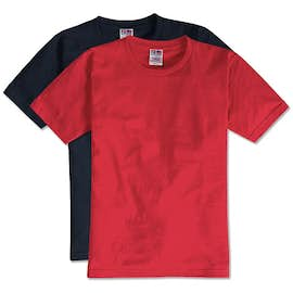 Bayside Union Made 100% Cotton USA T-shirt
