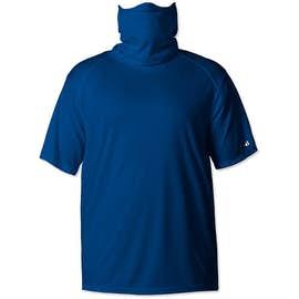 Badger Performance Shirt with Gaiter