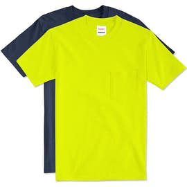 Hanes Workwear Pocket T-shirt