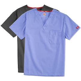 Dickies V-Neck Scrub Top