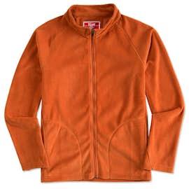 Team 365 Full Zip Microfleece Jacket