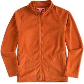 Canada - Team 365 Full Zip Microfleece Jacket