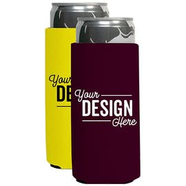 Foldable Slim Can Cooler