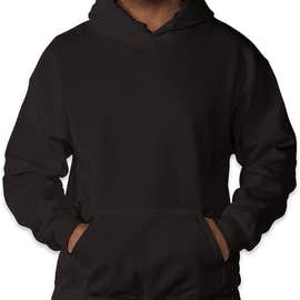 Gildan Dryblend® 50/50 Pullover Hoodie - Color: Black