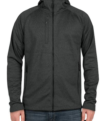 The North Face Canyon Flats Hooded Jacket  - Asphalt Grey Reign Camo Print