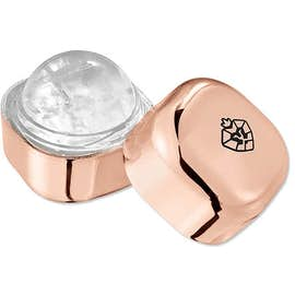 Metallic Lip Balm Cube