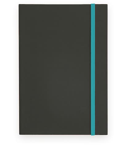 Color Pop Hard Cover Notebook - Blue