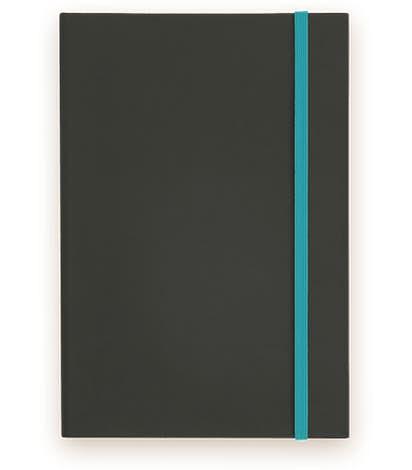 Color Pop Hard Cover Notebook - Blue