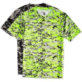 Badger Digital Camo Performance Shirt
