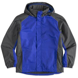 Core 365 Colorblock Fleece Lined All-Season Jacket