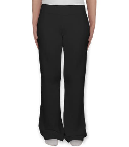 Bella + Canvas Women's Yoga Pant - Black
