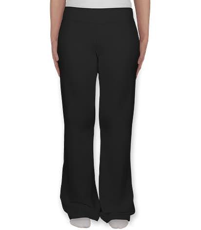 Canada - Bella + Canvas Women's Yoga Pant - Black