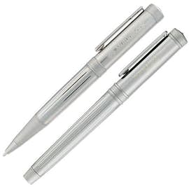 Laser Engraved Cutter & Buck Midlands Pen Set (black ink)