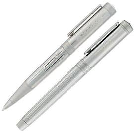 Laser Engraved Cutter & Buck Midlands Pen Set (black ink)