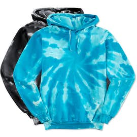 Port & Company Tie-Dye Pullover Hoodie