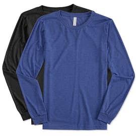 Bella + Canvas Tri-Blend Long Sleeve T-shirt